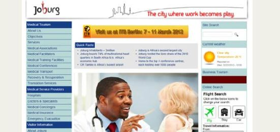 medical tourism portal joburg social media social medical tourism